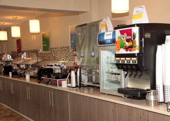 Comfort Inn Nashville Ristorazione