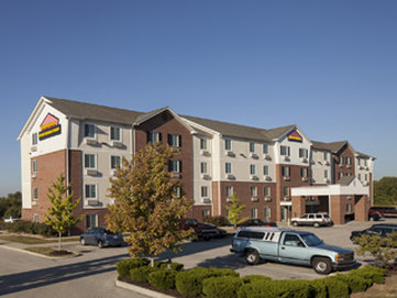 WOODSPRING SUITES INDIANAPOLIS