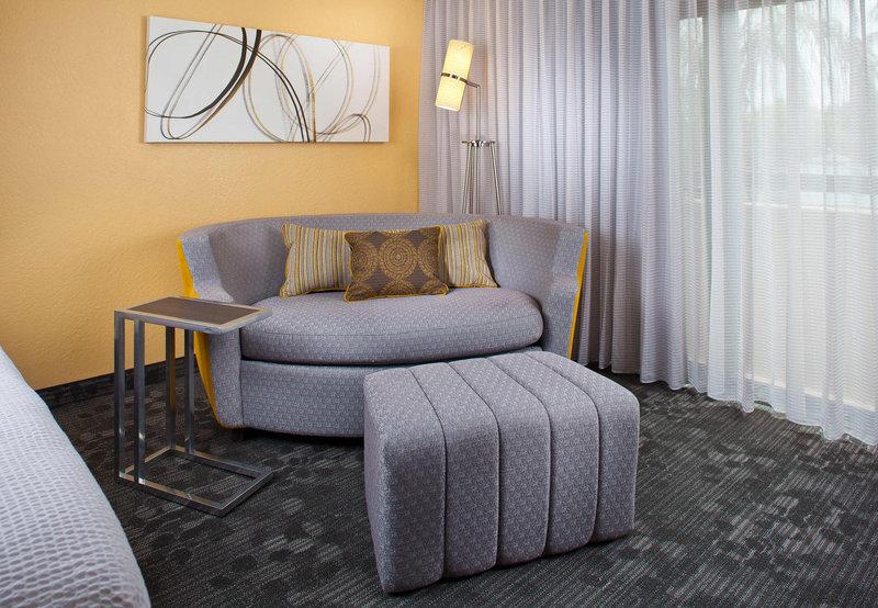 Courtyard Miami Airport West/Doral Vista de la habitación