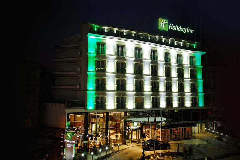 Holiday Inn Ankara - Kavaklidere Dış görünüş