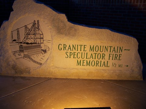 Comfort Inn Butte - Granite Mountain Memorial
