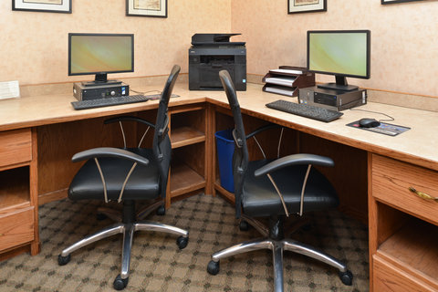 Comfort Inn Butte - Business Center