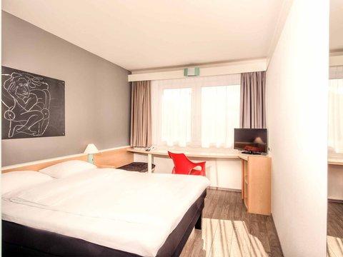 ibis Berlin Airport Tegel - Guest Room