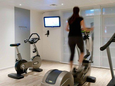 Suite Novotel Cannes Centre - Recreational Facilities