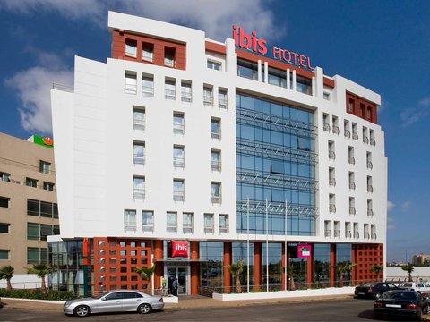 Hotel ibis Casa Sidi Maarouf - Exterior