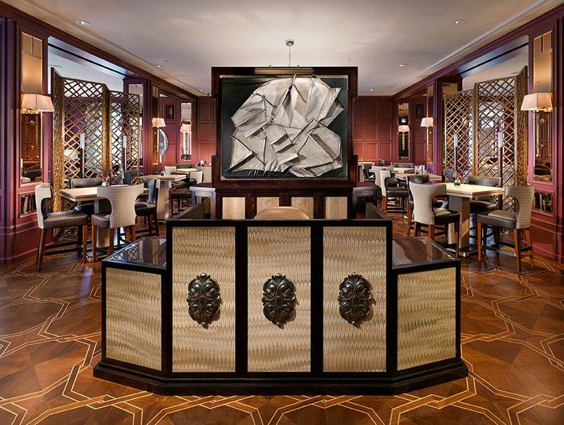InterContinental Mark Hopkins San Francisco Gastronomie