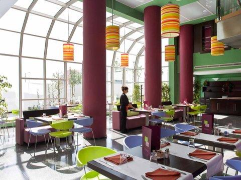 Hotel ibis Casa Sidi Maarouf - Restaurant