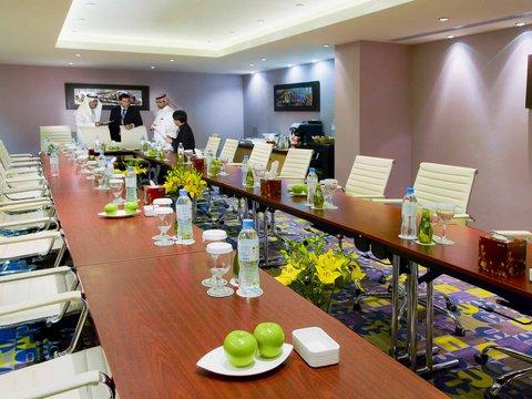 Suite Novotel Riyadh Olaya Hotel - Meeting Room
