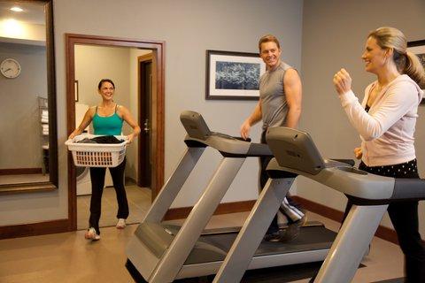 Staybridge Suites WEST EDMONTON - Fitness Center