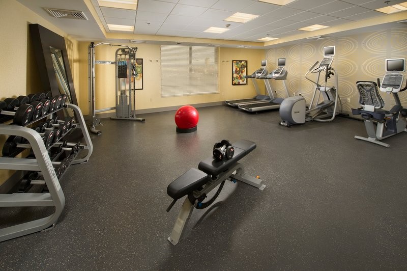 Holiday Inn Express Boston North-Woburn Fitness-klub