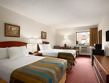 Days Inn Middletown - Standard Double Double Bed Room