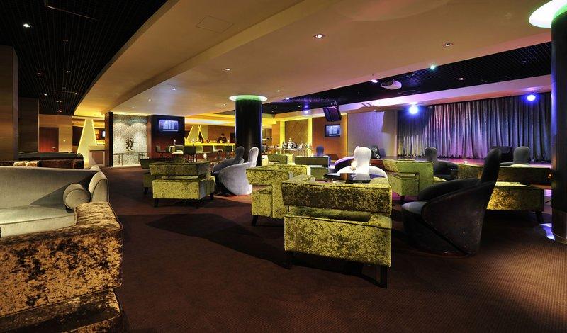 Crowne Plaza Hotel International Airport Beijing Bar/salón