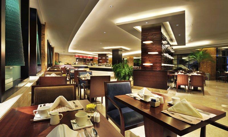 Crowne Plaza Hotel International Airport Beijing Gastronomía