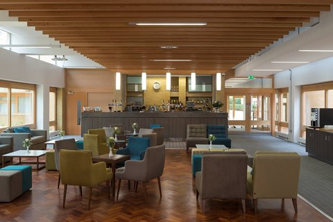 College Court Conference Centre and Hotel - Bar