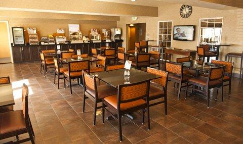 Holiday Inn Express WALLA WALLA - Breakfast Bar