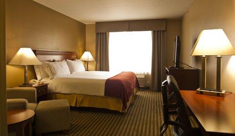 Holiday Inn Express WALLA WALLA - King Bed Guest Room