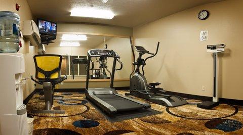 Holiday Inn Express WALLA WALLA - Fitness Center