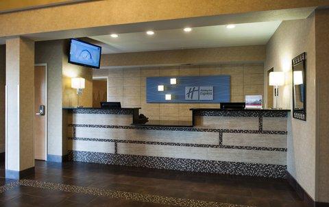 Holiday Inn Express WALLA WALLA - Front Desk