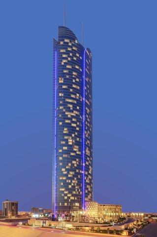 كمبينسكي برج رفال - Burj Rafal Hotel Kempinski Exterior