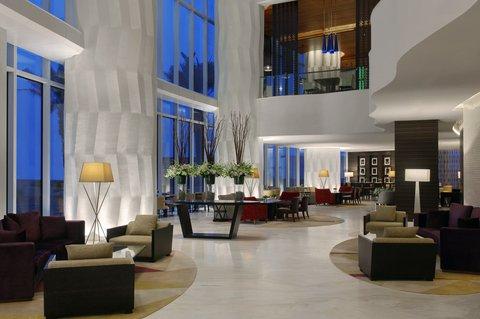 كمبينسكي برج رفال - Burj Rafal Hotel Kempinski Lobby