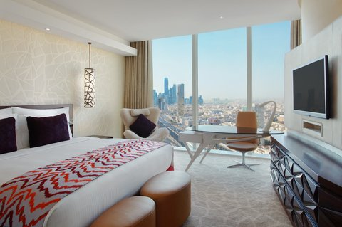 كمبينسكي برج رفال - Burj Rafal Hotel Kempinski Deluxe Room