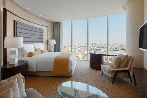 كمبينسكي برج رفال - Burj Rafal Hotel Kempinski Junior Suite