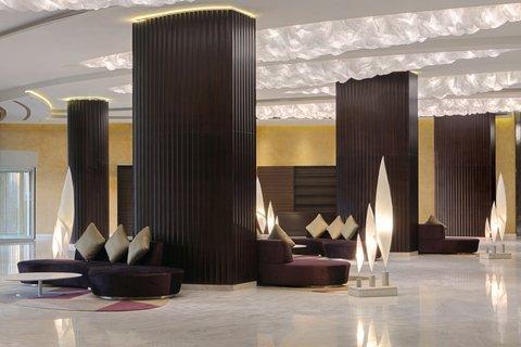 كمبينسكي برج رفال - Burj Rafal Hotel Kempinski Rafal Ballroom Foyer