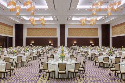 Kempinski Burj Rafal Hotel - Burj Rafal Hotel Kempinski Rafal Ballroom Banquet
