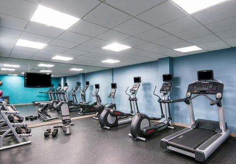 Fairfield Inn & Suites Charlotte Uptown - Fitness Center
