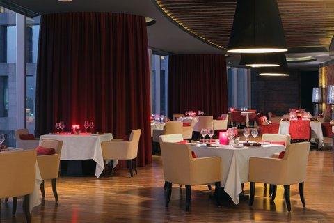 كمبينسكي برج رفال - Burj Rafal Hotel Kempinski Tugra Restaurant
