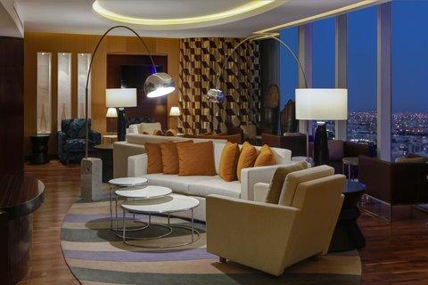 كمبينسكي برج رفال - Burj Rafal Hotel Kempinski Level Executive Lounge