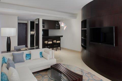 كمبينسكي برج رفال - Burj Rafal Hotel Kempinski Rafal Suite
