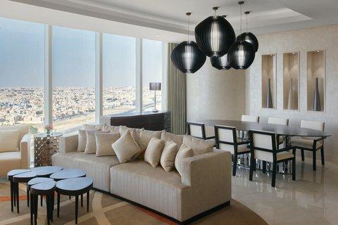كمبينسكي برج رفال - Burj Rafal Hotel Kempinski Executive Suite