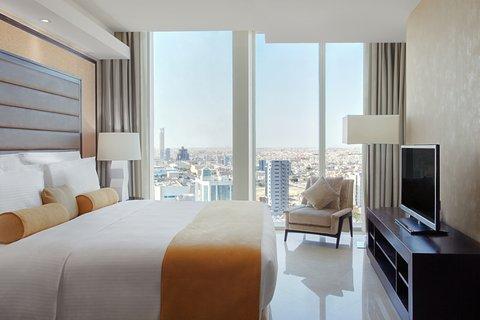 كمبينسكي برج رفال - Burj Rafal Hotel Kempinski Executive Suite Bedroom