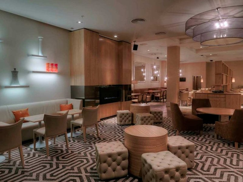 Hilton Belfast hotel Étkezés