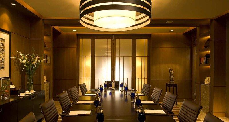 Hilton Beijing Hotel 会議室