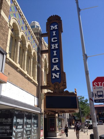 Candlewood Suites DETROIT-ANN ARBOR - Michigan Theater - Downtown Ann Arbor  MI