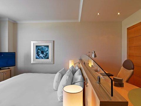 هيلتون دياغونال مار برشلونة - Hilton Relaxation Room
