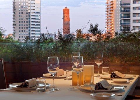 هيلتون دياغونال مار برشلونة - Indigo Restaurant