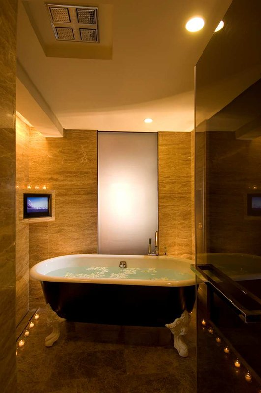Hilton Beijing Wangfujing Huonenäkymä