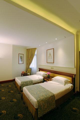 Al Shohada Hotel - Twin Room New
