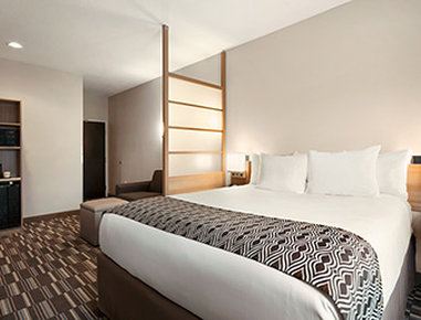 Microtel Inn & Suites by Wyndham Lynchburg - King Suite