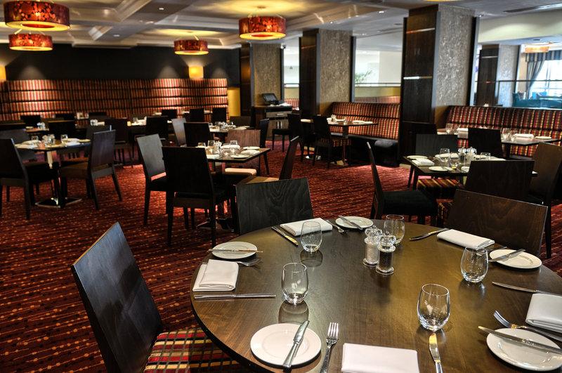 Holiday Inn  London Gatwick - Worth Gastronomía