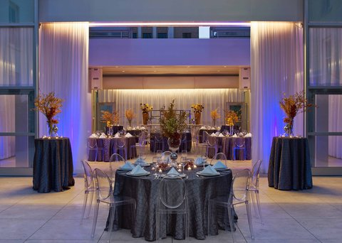 The Joule Dallas Preferred Hotels and Resorts - Terrace Banquets