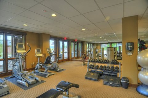 First Tracks by Wyndham Vacation Rentals - Fitness Center