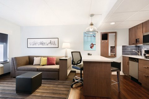 HYATT house Charlotte Airport - One Bedroom King Suite