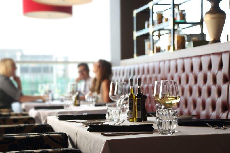 Holiday Inn Manchester Mediacity UK Gastronomy