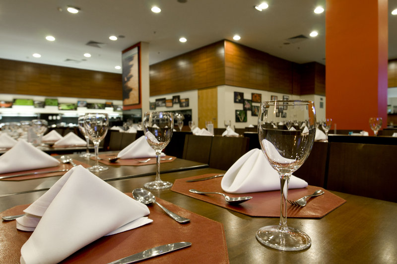 Holiday Inn MANAUS Gastronomia