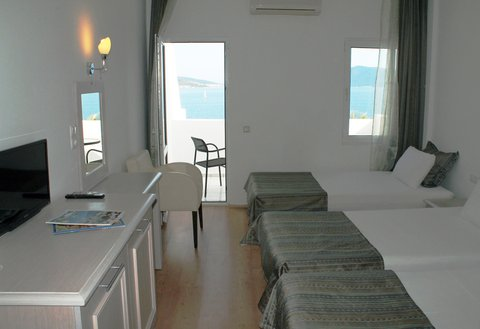 Dolce Hotel Bodrum - Triple Room