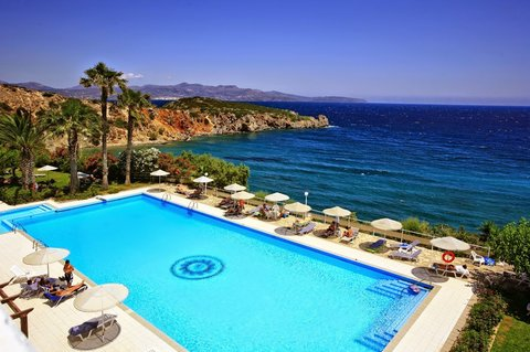 Istron Bay Hotel - Pool